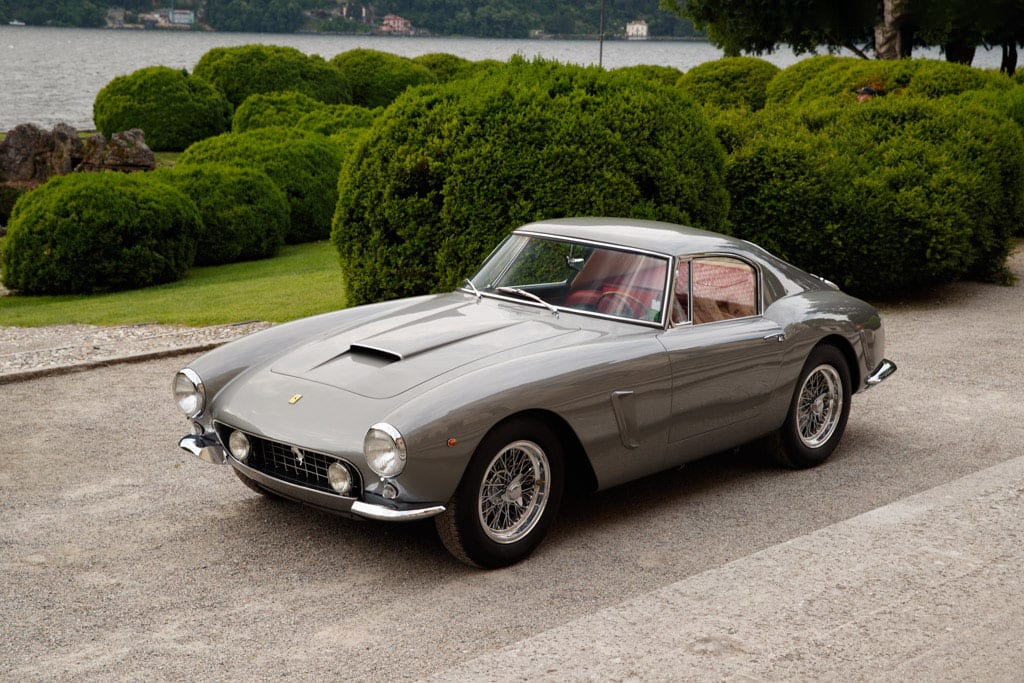 1960 Ferrari 250 Gt Berlinetta  Swb  By Scaglietti For