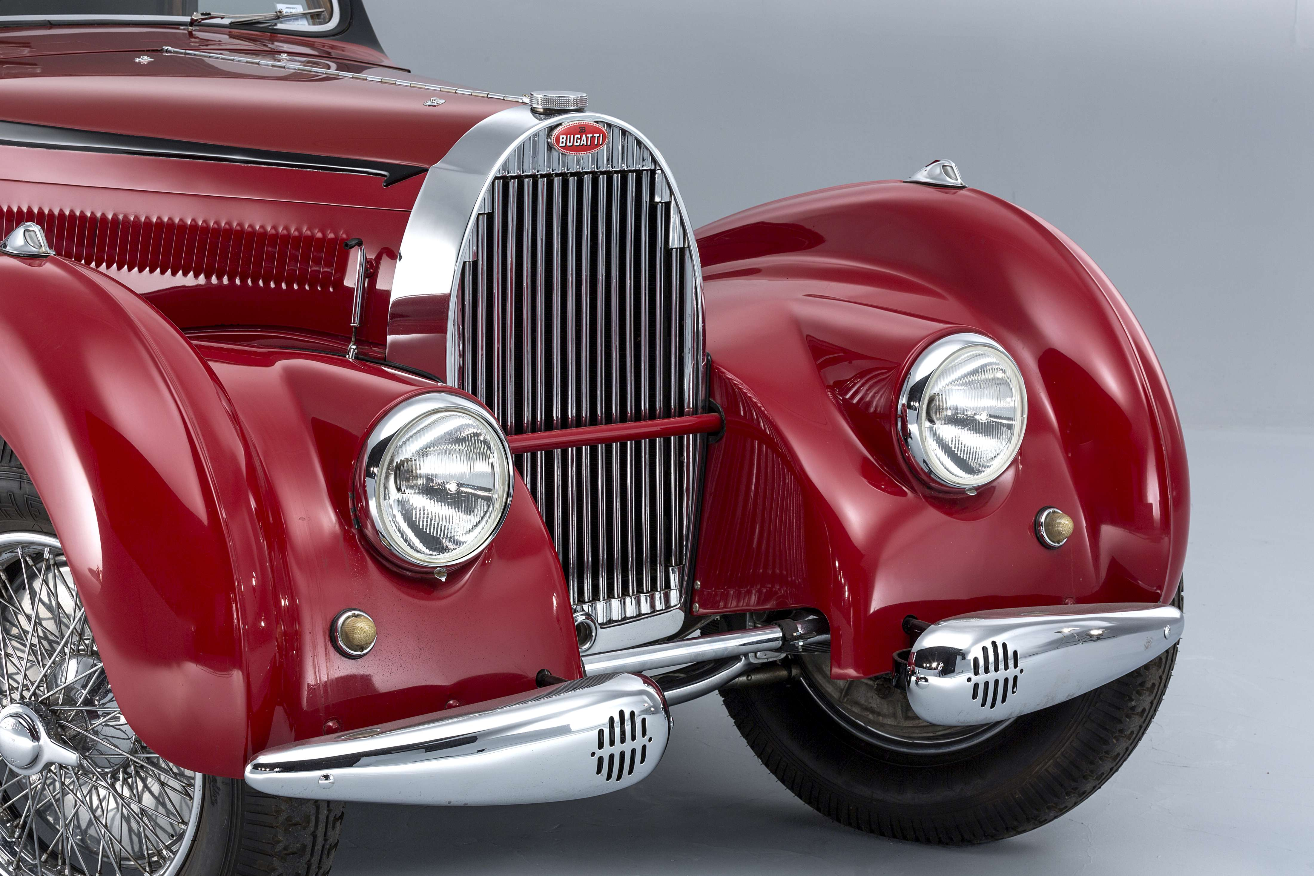 1938 Bugatti Type 57C Atalante Coupe For Sale - AAA